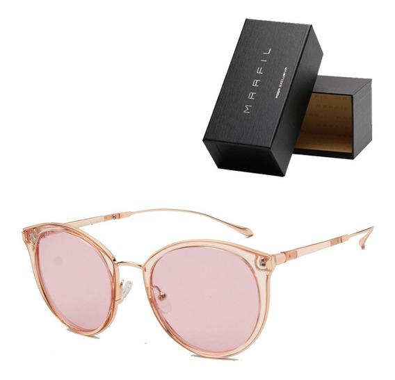 Gafas De Sol Marfil Originales Paris Rosa