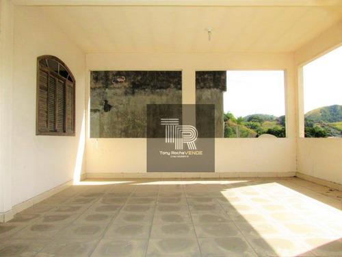 Imagem 1 de 19 de Incrivel Casa 2 Quartos, Garagem, Piscina, Sauna E Churrasqueira - Fonseca - Ca0053