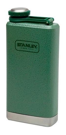Petaca Stanley Verde 236ml Acero Inox - Aventureros El Tréb
