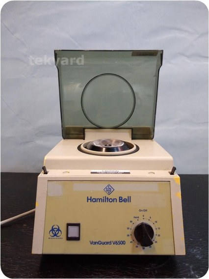 Centrifuga Hamiliton Bell 6 Tubos V6500 3400rpm