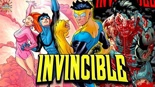 Comics Invincible Completo Y En Español