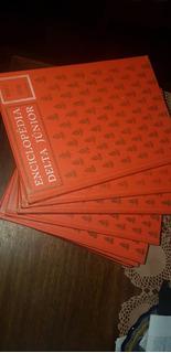 Enciclopédia Delta Júnior Completa - 12 Volumes