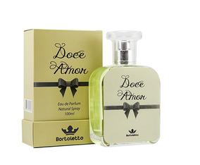 Perfume Bortoletto Doce Amor Eau De Parfum 100ml