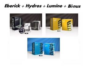 Cursos Eberick + Hydros + Lumine + Concreto + Cypecad + Pini