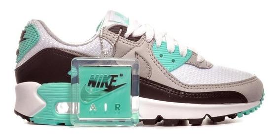 Zapatillas Nike Air Max 90 Greem - Mujer