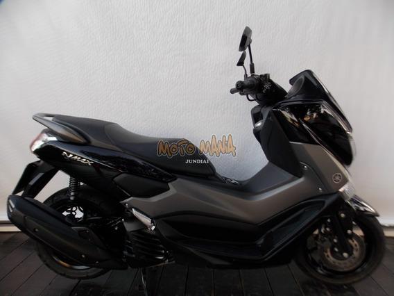 Nmax 160 Abs 2019 Preta