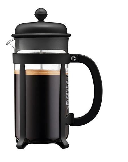 Cafetera 8 Pocillos Java Negra Bodum Tienda Oficial