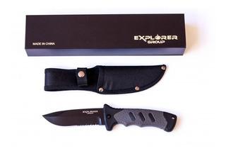 Cuchillo Táctico Explorer Mod. 0049 25 Cm - Hay Muela Kabar
