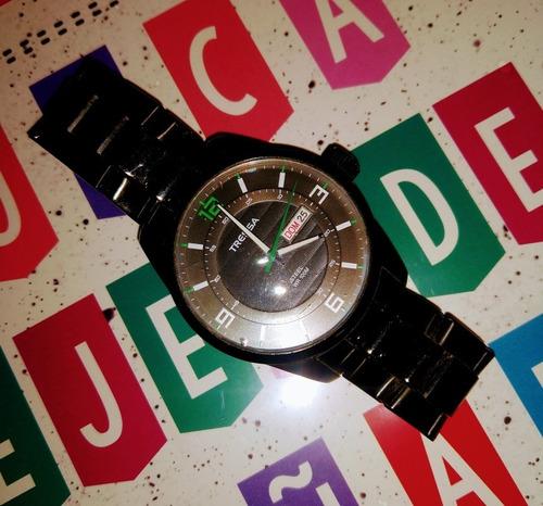 Reloj Tressa Steel Wr 100mre Poquísimo Uso
