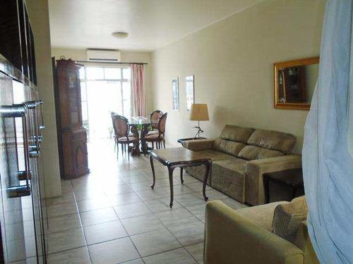 Apartamento 3 Dorms - R$ 590.000,00 - 123,20m² - Código: 8563 - V8563