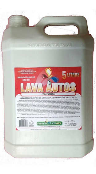 Leiraw Lava Autos Concentrado