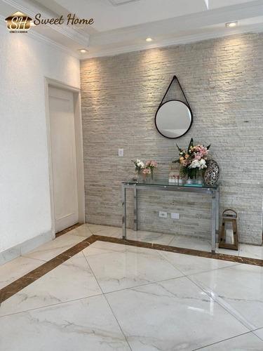 Imagem 1 de 15 de Casa A Venda Em Alfhaville Residencial 3 - Sh21107