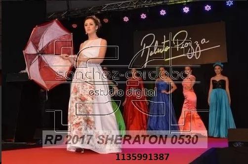 Modista Alta Costura-de Roberto Piazza-vestidos 5 A 10 Dias