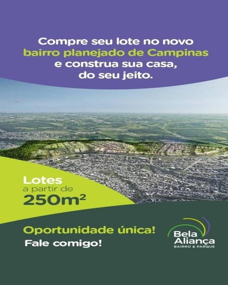 Breve Lançamento Bela Aliança Loteamento Aberto Lotes A Partir De 250m2 Com/res - 2944544486 - 34703147