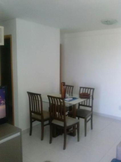 Apartamento Em Lagoa Nova, Natal/rn De 55m² 2 Quartos À Venda Por R$ 320.000,00 - Ap360206