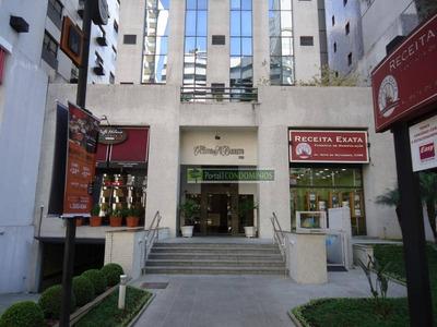 Sala Comercial Para Venda E Locação, Batel, Curitiba. - Sa0046