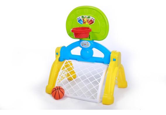 Brinquedo Centro Esportivo 2 Em 1 Maral 2031