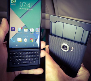 Blackberry Priv Android Seguro 5,5 32gb 18mp