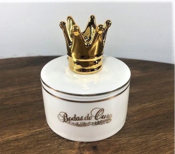 Porta-joia Bodas De Ouro 50 Anos De Casamento