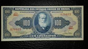 Cédula C-030 - 100 Cruzeiros (lt027rv)