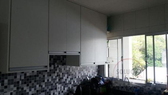 Apartamento A Venda No Bairro Prosperidade Em São Caetano - 604-1