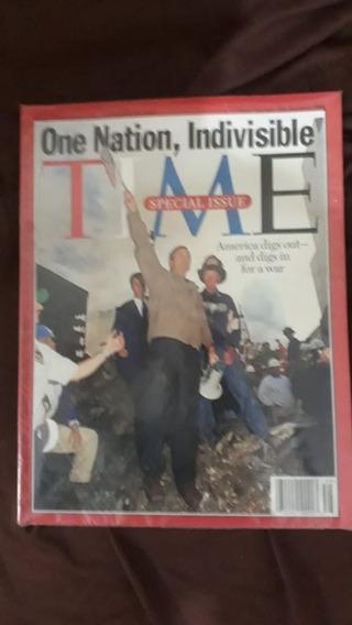 Time - Special Issue (time Edição Especial - 11 De Setembro)