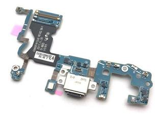 Flex Conector Carga Usb Galaxy S9 G960f Porta Micro Plug
