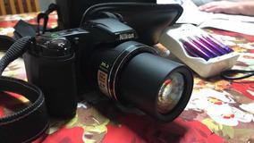 Câmera Nikon Modelo L330