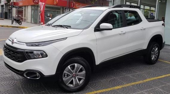Fiat Toro Freedom 1.8 Mt Anticipo $90.000 + Cuotas 0% R-