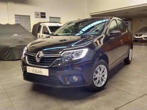 Renault Logan Zen 0km 2021 Stock Disponible! (jav)
