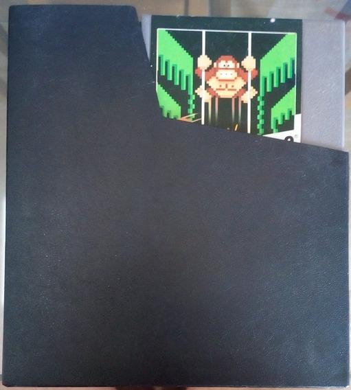 Cartucho 72 Pinos Donkey Kong 3 - Nintendinho Nes Americano