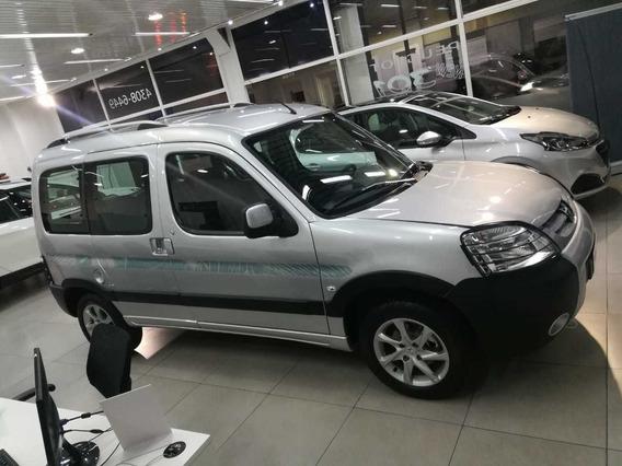 Peugeot Partner Patagónica 1.6 Vtc Plus 115 Okm Walter