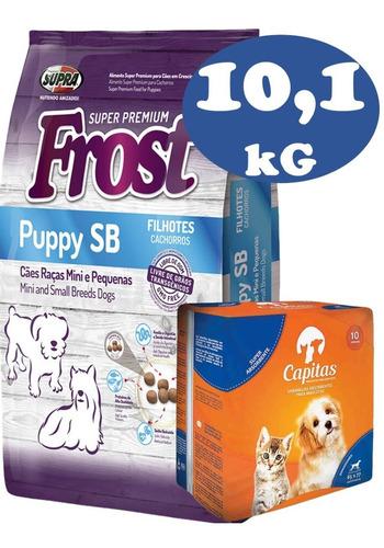Frost Puppy Sb 10.1 Kg / Cachorro Raza Pequeña + Regalo