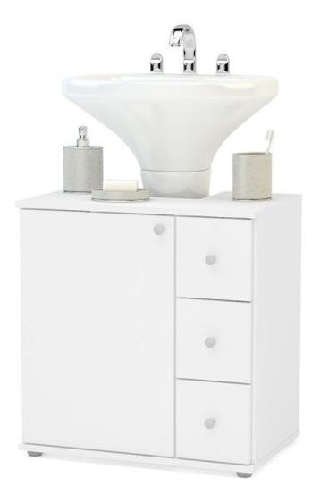 Balcão De Banheiro De Embutir Com Gavetas