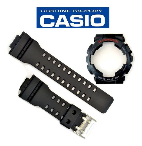 Pulseira + Bezel Casio G-shock Ga-110-1a - 100% Original