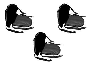 Combo X 3!! Asientos Para Kayak, Posa Caña, Bolsillo Y Pita!