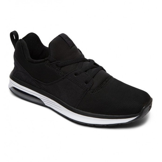 Zapatillas Dc Shoes Mod Heathrow Ia Negro Blanco Mujer