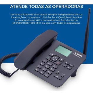 Telefone Celular Potente Ideal Para Zona Rural