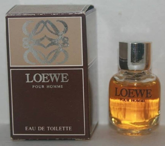 Miniatura De Perfume: Loewe - Loewe Pour Homme - Edt