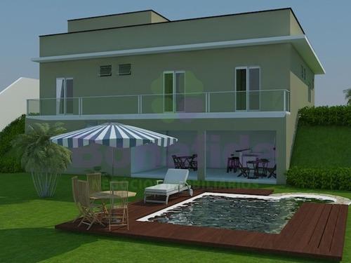 Casa Residencial, Condomínio Portal Da Colina, Jundiaí - Ca10459 - 69307192