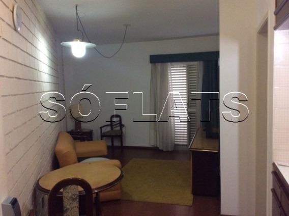 Flat Park Suites Sbc, Excelente Para Moradia Ou Investimento, Consulte - Sf7692