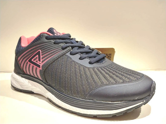 Zapatilla Peak Mind T Dama Running Dep