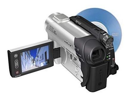 Perfeita Filmadora Sony Handycam Dcr-dvd108 Dcr Dvd 108
