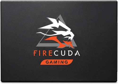 Seagate Firecuda 120 500gb Disco Ssd Sata 6gb/s Gamer