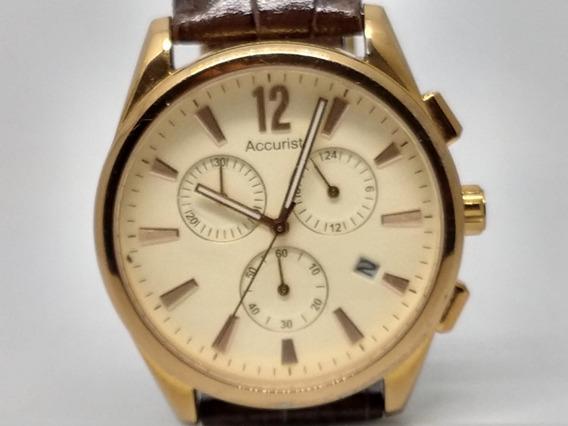 Relógio De Pulso Masculino Arccurist Quartz