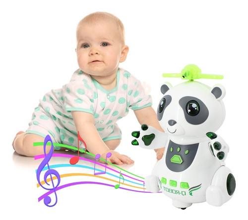 Robot De Juguete Luces, Sonido Y Movimiento Despacho Hoy