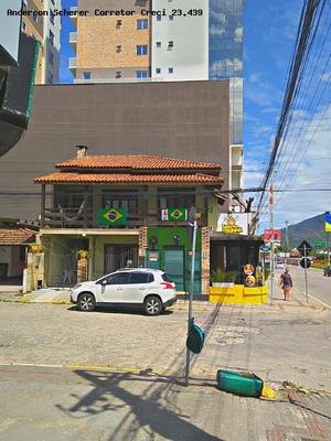 Casa Para Temporada Em Itapema, Meia Praia, 4 Dormitórios, 1 Suíte, 3 Banheiros, 1 Vaga - Ca305305
