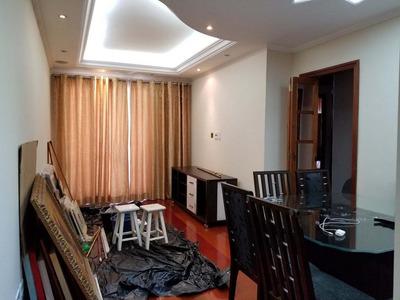 Apartamento Mobiliado, Com 3 Dormitórios Para Alugar, 70 M² Por R$ 2.200/mês - Tatuapé - São Paulo/sp - Ap1146