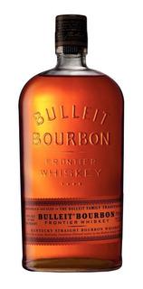 Whisky Bulleit Bourbon Rye Whiskey 700 Ml Borbon Americano
