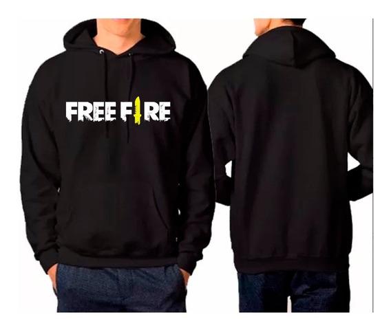 Blusa De Frio Moletom Free Fire